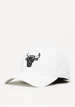 Baseball-Cap 39Thirty Reflective Pack NBA Chicago Bulls white