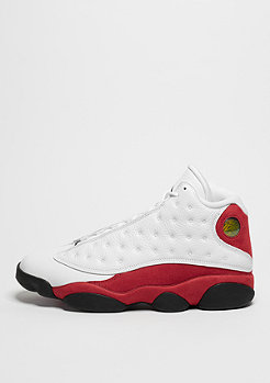 Basketballschuh Air Jordan 13 Retro white/black/team red