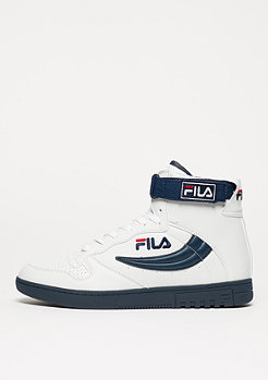 Fila Schuh Heritage FX-100 Mid white/dress blue