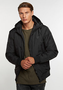 Padded Windbreaker black
