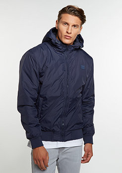 Padded Windbreaker navy