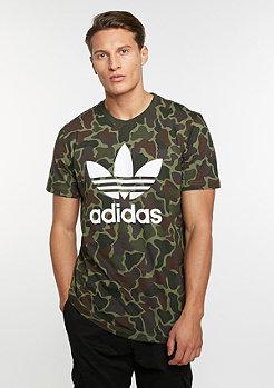 T-Shirt Camo multicolor