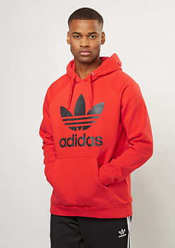 Hooded-Sweatshirt Original 3Foil core red