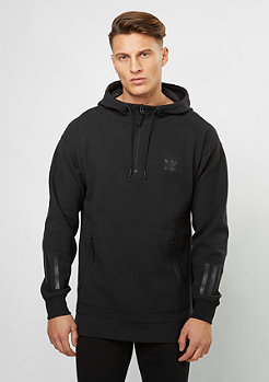 Hooded-Sweatshirt Instinct black