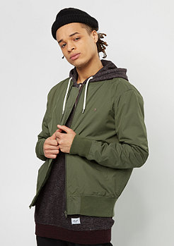 Flatbush Übergangsjacke Technical olive