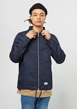 Cotton Shirtjacket navy