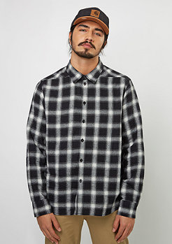 Flatbush Woven Shirt black/white