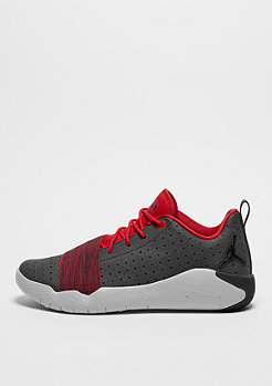 Basketballschuh Breakout black/gym red/wolf grey
