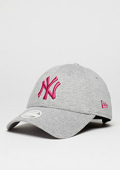 Baseball-Cap 9Forty MLB New York Yankees grey marl/white