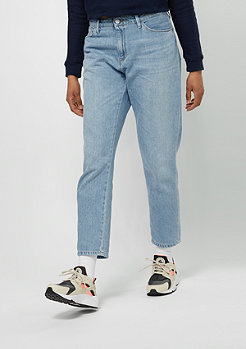 Jeans-Hose Domino blue prime bleached