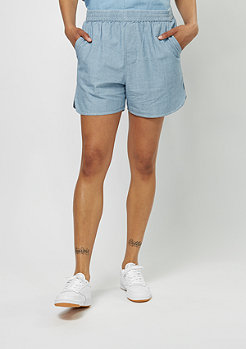 Kelly Short indigo bleached