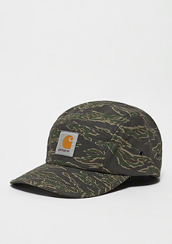 Five-Panel-Cap Backley camo tiger/laurel