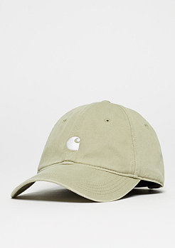 Baseball-Cap Major gobi/white