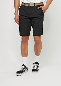 Carhartt WIP Chino-Short Sid black rinsed