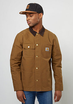 Übergangsjacke Michigan Chore Coat hamilton brown/tobacco rinsed
