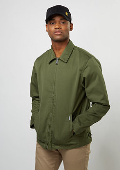 Modular Jacket rover green rinsed