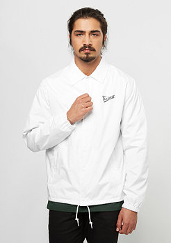 Strike Coach Jacket white/black