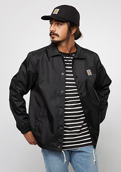 Carhartt WIP Watch Coach Jacket black/broken white