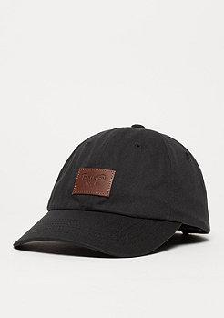 Strapback-Cap Grade black