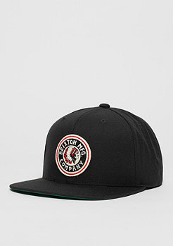 Snapback-Cap Rival black