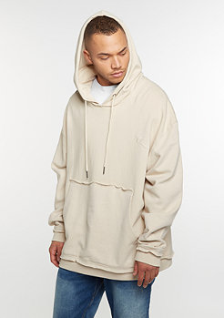 Hooded-Sweatshirt sandshell