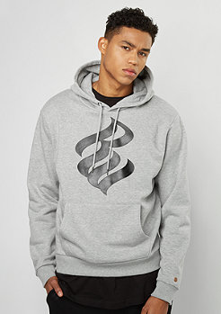Hoody heather grey