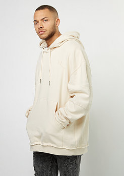 Hooded-Sweatshirt pastel eggshell