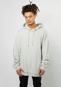 Hooded-Sweatshirt pastel olive