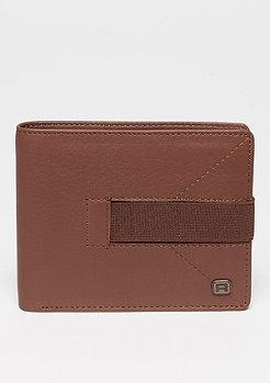 Strap Wallet cognac