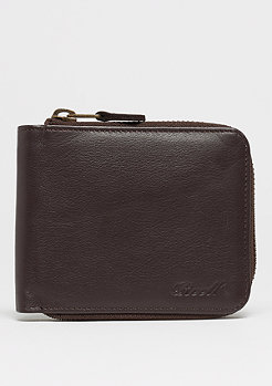 Zip Wallet brown