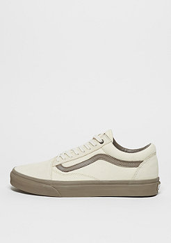Skateschuh UA Old Skool cream/walnut