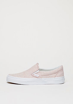 Schuh UA Classic Slip-On Speckle Jersey pink/true white