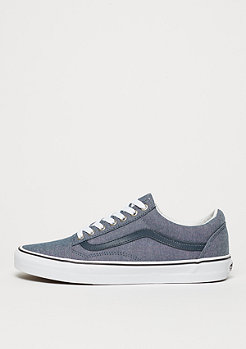 UA Old Skool C&L chambray/blue