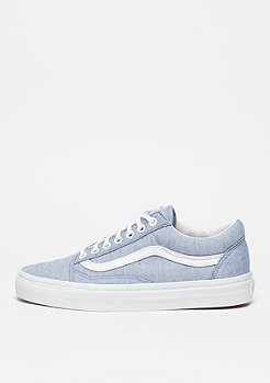VANS Skateschuh UA Old Skool Speckle Jersey blue/true white