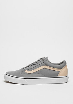 UA Old Skool Veggie Tan frost grey/true white