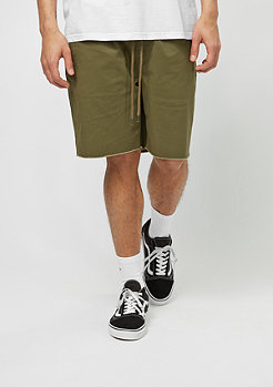 Chino-Shorts Madrid olive