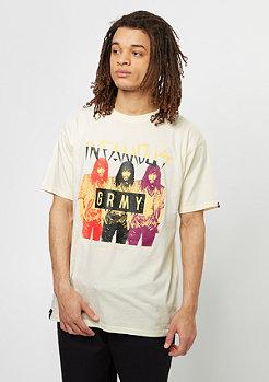 T-Shirt Rick James antique white