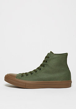 Schuh Chuck Taylor All Star II Hi herbal/herbal/gum