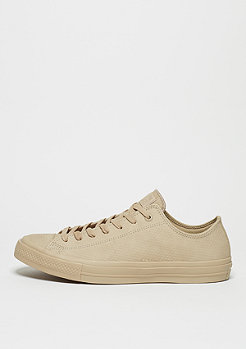 Chuck Taylor All Star II Lux Leather vintage khaki/vintage khaki/gum