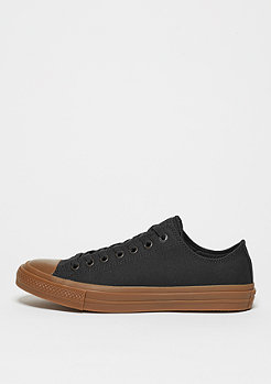 Schuh Chuck Taylor All Star II Ox black/black/gum