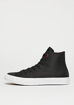 Converse Schuh Chuck Taylor All Star II Hi black/casino/white