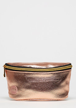 Hipbag Gold Slim Bum Bag Metallic rose gold