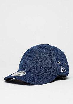 Snapback-Cap 9Fifty Washed Denim navy