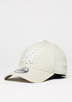 Baseball-Cap 39Thirty League Essential MLB New York Yankees stone/white