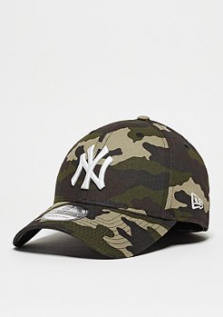 Baseball-Cap 39Thirty League Essential MLB New York Yankees woodland