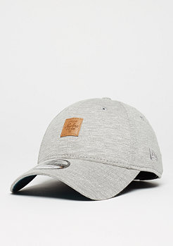 Baseball-Cap 9Forty Jersey Square grey/pine needle green