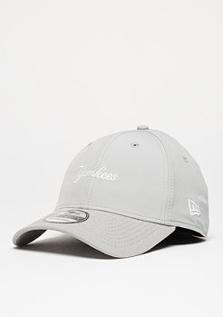 New Era Baseball-Cap 9Forty Nylon Mix MLB New York Yankees grey