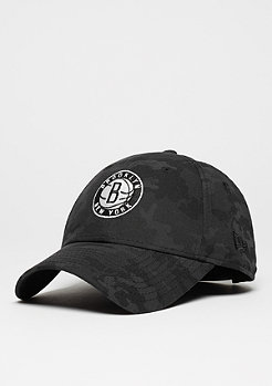 Baseball-Cap 9Forty NBA Brooklyn Nets moody camo/black