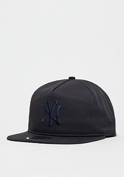 Snapback-Cap 9Fifty Tonal Unstructured Snap MLB New York Yankees navy