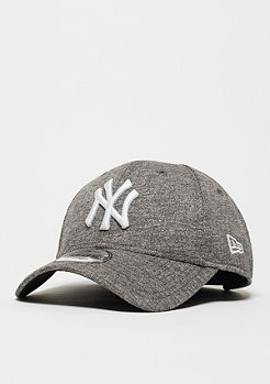 Baseball-Cap 9Forty Team Jersey MLB New York Yankees graphite